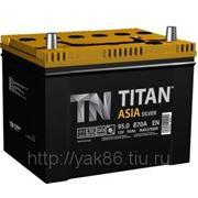 Аккумуляторная батарея TITAN ASIA Silver 95.0 фото