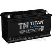 Аккумуляторная батарея TITAN EURO Silver 110.1 фото