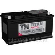 Аккумуляторная батарея TITAN ARCTIC Silver 100.1 фото