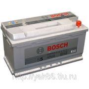 Аккумуляторная батарея BOSCH Silver 100. Индекс производителя 600 402 083. фото