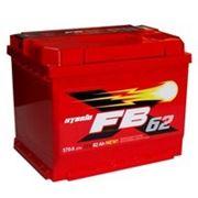 Аккумуляторная батарея FIRE BALL hybrid 62 о/п. фото