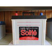 "Аккумуляторная батарея CMF ""Solite"" 75D23R фото"
