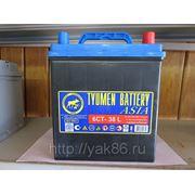 Аккумуляторная батарея 38 Ah «Азия» о/п фото