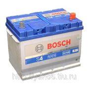 Аккумуляторная батарея BOSCH Silver 70. Индекс производителя 570 412 063. фото