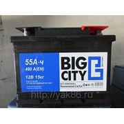 "Аккумуляторная батарея ""Big City"" 55 Ah о/п фото"
