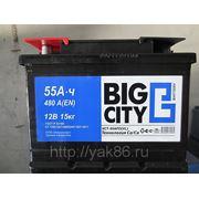 "Аккумуляторная батарея ""Big City"" 55 Ah фото"