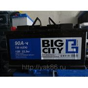 "Аккумуляторная батарея ""Big City"" 90 Ah фото"
