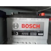 Аккумуляторная батарея BOSCH Silver 56. Индекс производителя 556 400 048. фото