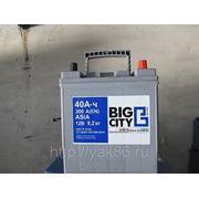 "Аккумуляторная батарея ""Big City""asia 40B19L фото"