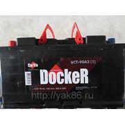 "Аккумуляторная батарея ""Docker"" 90 Ah фото"
