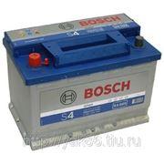 Аккумуляторная батарея BOSCH Silver 74. Индекс производителя 574 013 068. фото