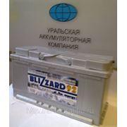 Аккумулятор Blizzard 92 А/ч фото