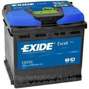 Аккумуляторы EXIDE EB500 фото