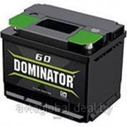 Аккумуляторы DOMINATOR 6СТ-45А3 R фото
