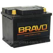 Автомобильный аккумулятор BRAVO 6 СТ-74 VL-R фото