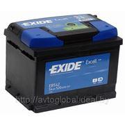 Аккумуляторы EXIDE EB542 фото
