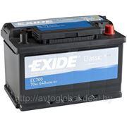 Аккумуляторы EXIDE EC700 фото