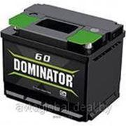 Аккумуляторы DOMINATOR 6СТ-55А3 R 450A фото