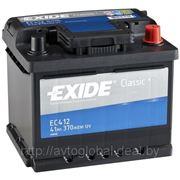 Аккумуляторы EXIDE EC412 фото