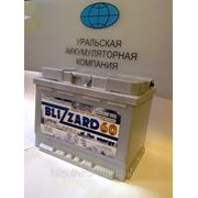 Аккумулятор Blizzard 65 А/ч фото