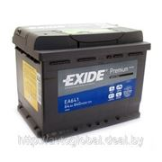 Аккумуляторы EXIDE EA641 фото
