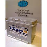 Аккумулятор Blizzard 75 А/ч фото