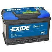 Аккумуляторы EXIDE EB712 фото