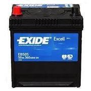 Аккумуляторы EXIDE EB505 фото