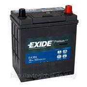 Аккумуляторы EXIDE EA386 фото