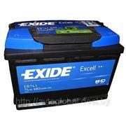 Аккумуляторы EXIDE EB741 фото