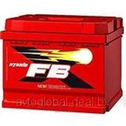 Аккумуляторы FB 6CT-75A3 R 276/175/190 640A фото