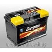Аккумуляторы Energizer® Plus 70R Ач 640A фото