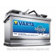 Аккумулятор Varta Start-Stop Plus 12V 605901095 H15 105 Ач, 393x175x190, 950А, правый плюс фото