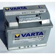 Аккумулятор VARTA SILVER Dynamic 12V 563401061 (562104060) D39 63 Ач, 242x175x190, 610А, B13, левый плюс фото
