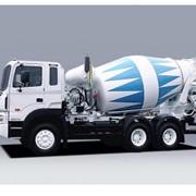 Лизинг - Hyundai Автобетоносмеситель HD-270 фото