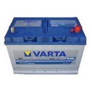 Аккумулятор VARTA BLUE Dynamic 12V 595404083 (595104068) G7 95 Ач, 306x173x225, 830А, B01, правый плюс фото