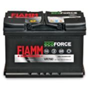 Аккумулятор FIAMM 6CT-70 (0) VR 760 (7903791)AGM ECOFORCE, 275*175*190, 12 В, 70 Ач, 760А, правый плюс фото