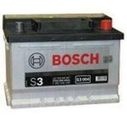 Аккумулятор BOSCH 6CT-53 0092S30040 BOSCH S3, правый плюс фото