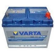 Аккумулятор VARTA BLUE Dynamic 12V 570413063 E24 70 Ач, 261x175x220, 630А, B01, левый плюс фото
