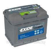 Аккумуляторы EXIDE EA640 фото