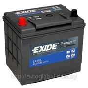 Аккумуляторы EXIDE EA655 фото