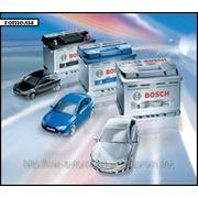 Аккумулятор BOSCH 6CT-225 Silver 0093X7252V фото