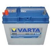 Аккумулятор VARTA BLUE Dynamic 12V 545157033 B33 45 Ач, 238x129x227, 330А, B00, тонкие клеммы, левый плюс фото