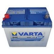 Аккумулятор VARTA BLUE Dynamic 12V 560410054 (560162042) D47 60 Ач, 232x173x225, 540А, B00, правый плюс фото