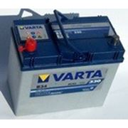Аккумулятор VARTA BLUE Dynamic 12V 545158033 B34 45 Ач, 238x129x227, 330А, B00, левый плюс фото