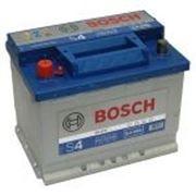Аккумулятор BOSCH 6CT-60 0092S40060 BOSCH S4, левый плюс фото