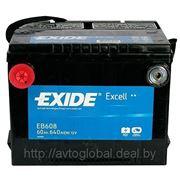 Аккумуляторы EXIDE EB608 фото