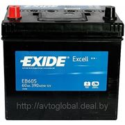 Аккумуляторы EXIDE EB605 фото