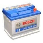Аккумулятор BOSCH 6CT-60 0092S40050 BOSCH S4, правый плюс фото