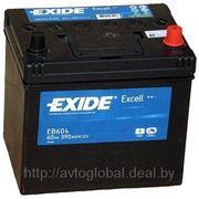 Аккумуляторы EXIDE EB604 фото